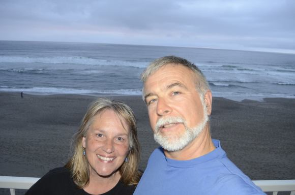 Lincoln City, OR, Scott and Karen