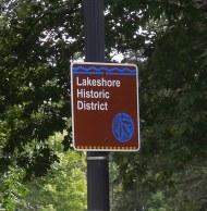 Lakeshore Historic District