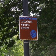 Lakeshore Historic District