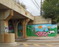 Evanston mural - photo by Karen Molenaar Terrell