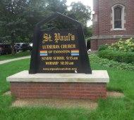 Lutheran church in Evanston