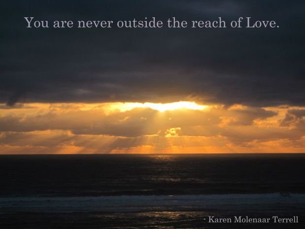 reach of Love