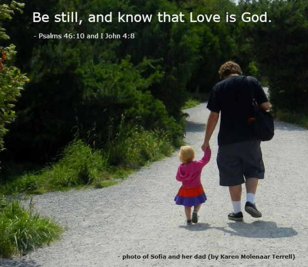 know that Love is God