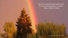 Good is natural.