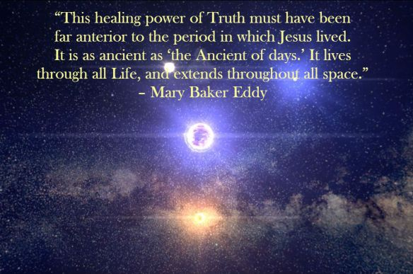 healing power of Truth