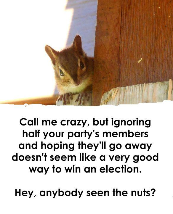 ignoring voters 2