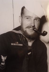 Dee Molenaar, WWII, Coast Guard