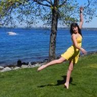 Dancing in Boulevard Park