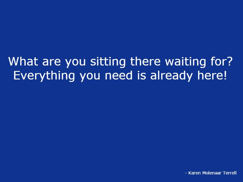 stop-waiting