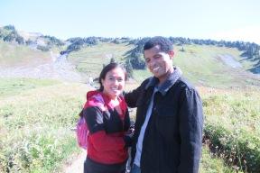 Kathy and Yonsin