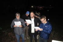 scott dave casey xander caroling this one