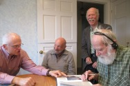 jim wickwire tom hornbein bill sumner dad laughing