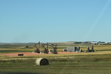 oil rigs in north dakota this one