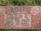 Bow Cemetery - Civil War Veteran #3