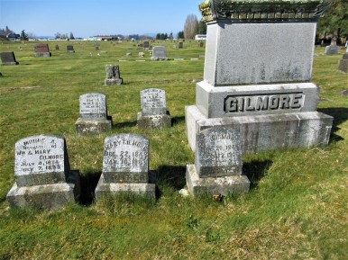 Bow Cemetery #1