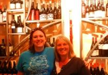 Heather and Karen